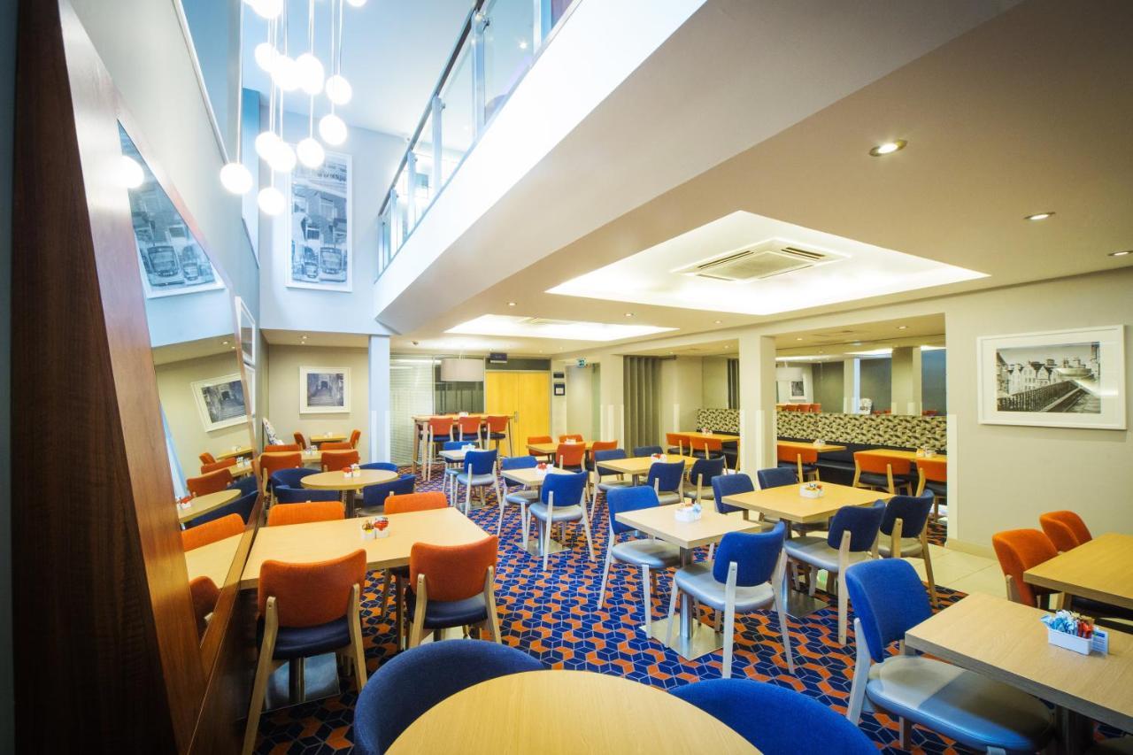 Holiday Inn Express EDINBURGH - ROYAL MILE - Laterooms