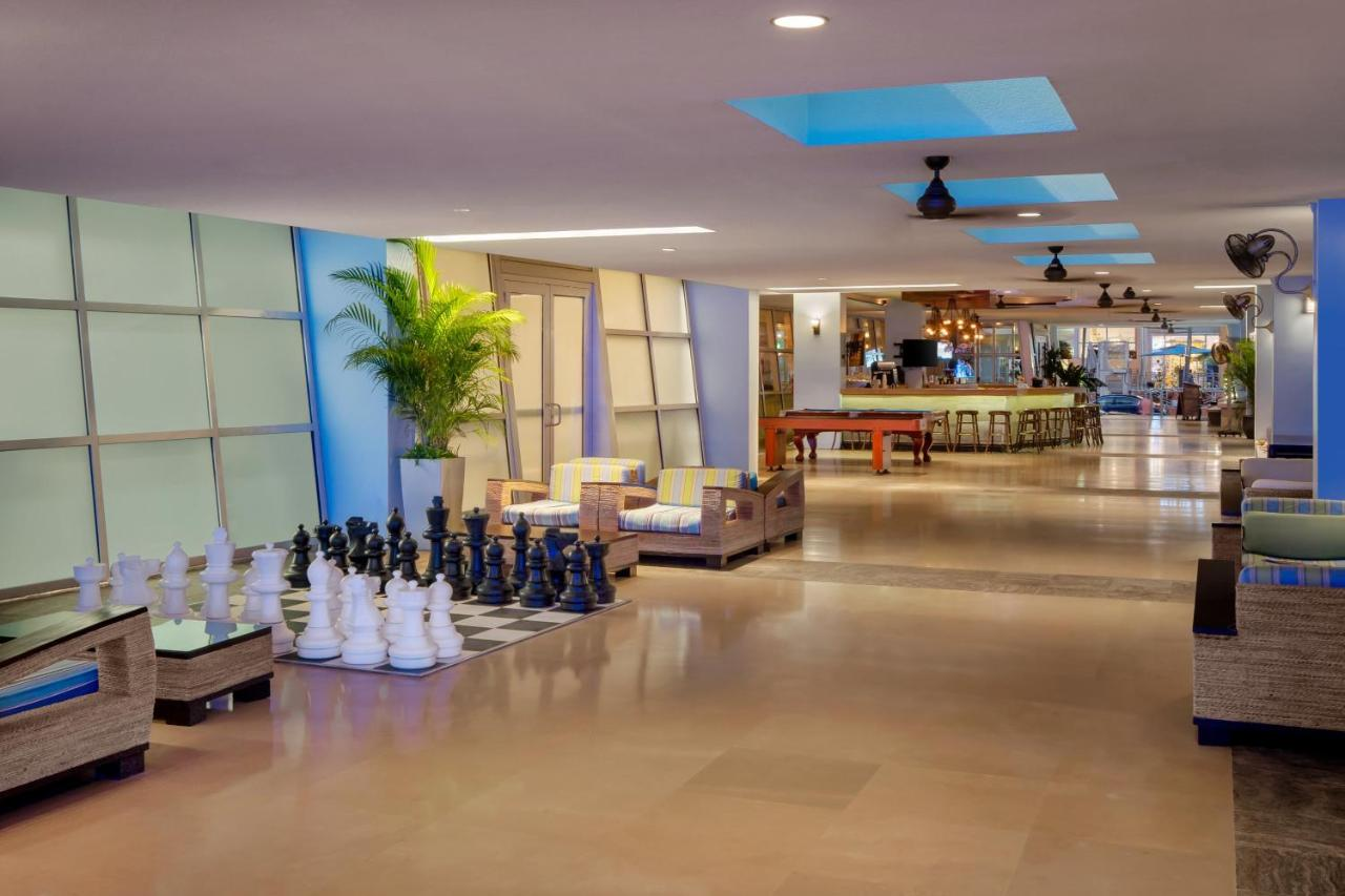Crowne Plaza South Beach - Z Ocean Hotel - Laterooms