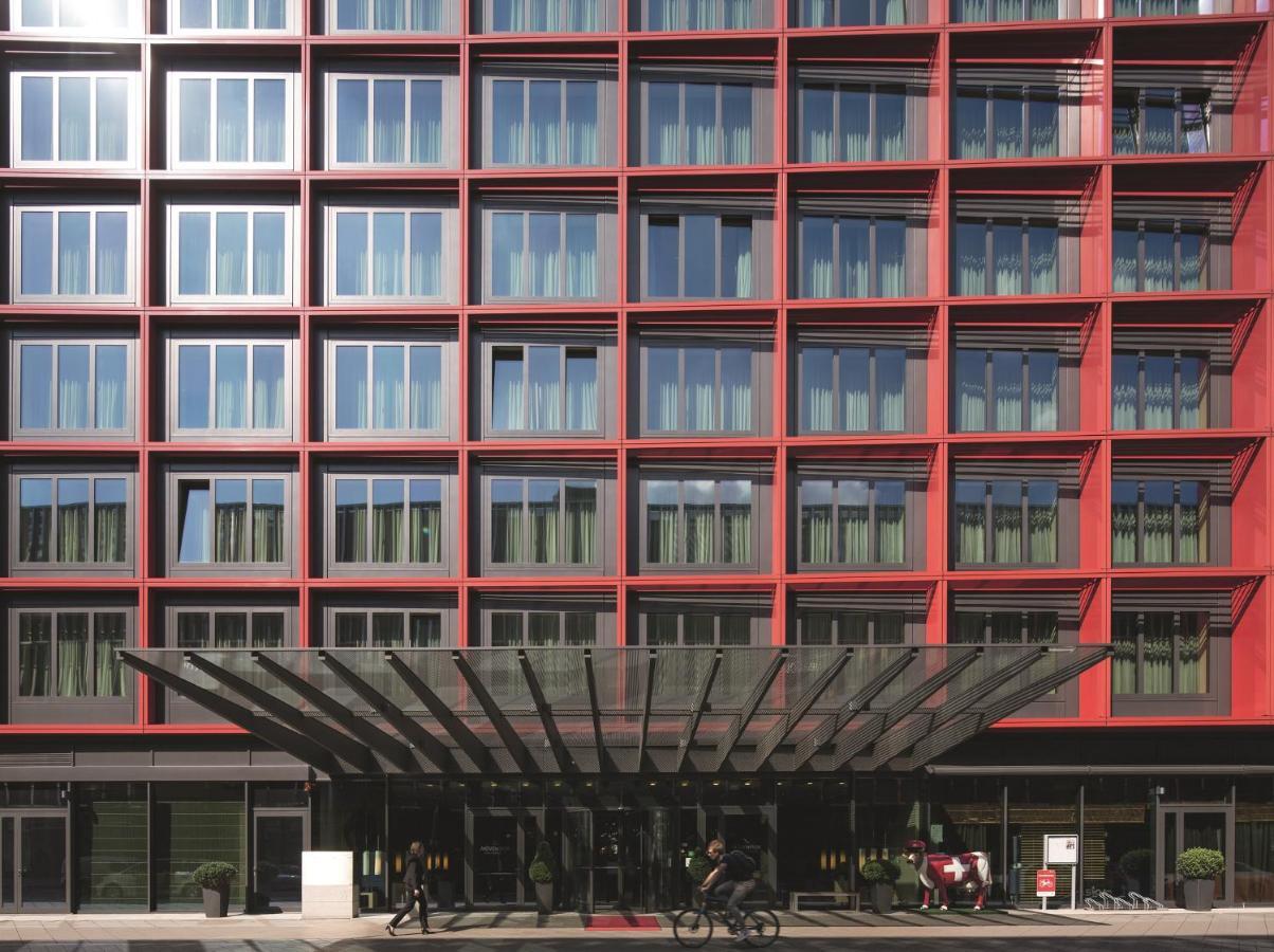 Mövenpick Hotel Frankfurt City - Laterooms