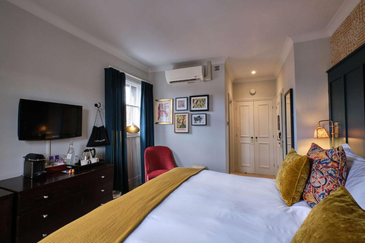 The Bulls Head Hotel - Laterooms
