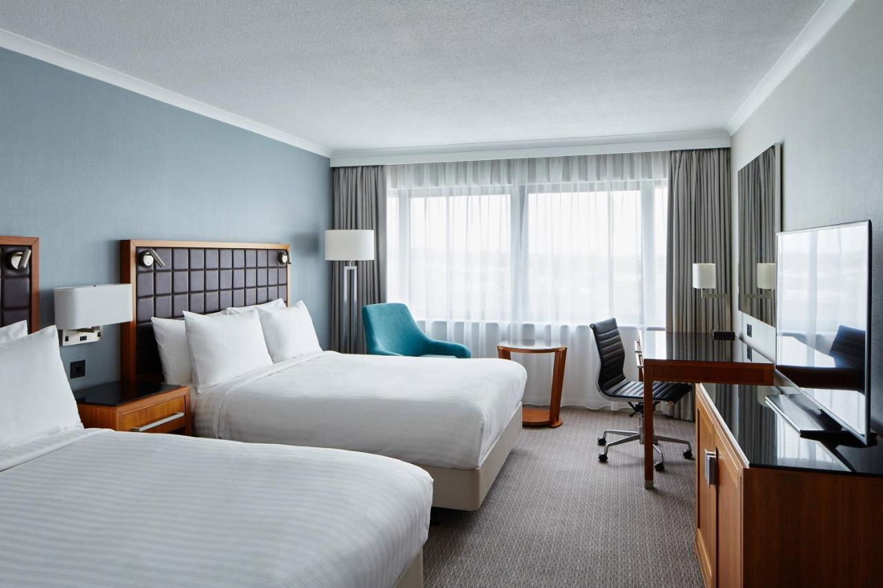 Portsmouth Marriott Hotel - Laterooms