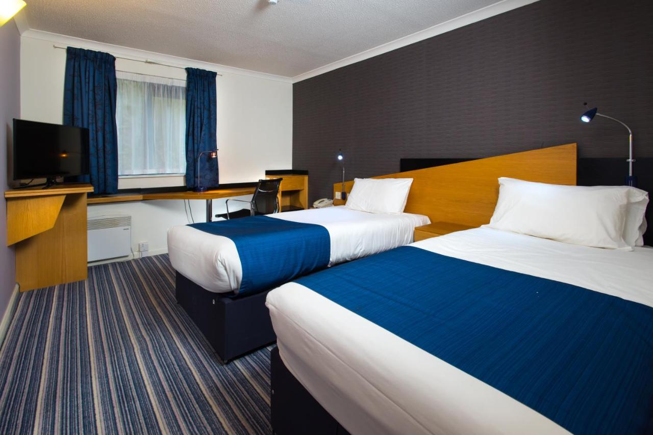 Holiday Inn Express STEVENAGE - Laterooms