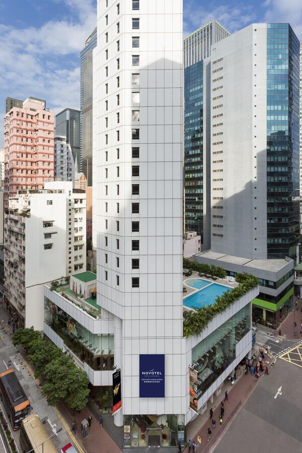 Novotel Century Hong Kong Hotel - Laterooms