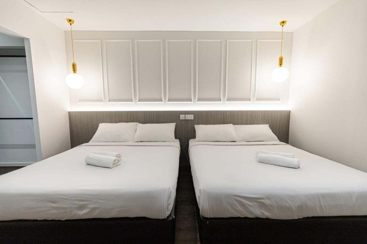 Marrison Hotel at Desker - Laterooms