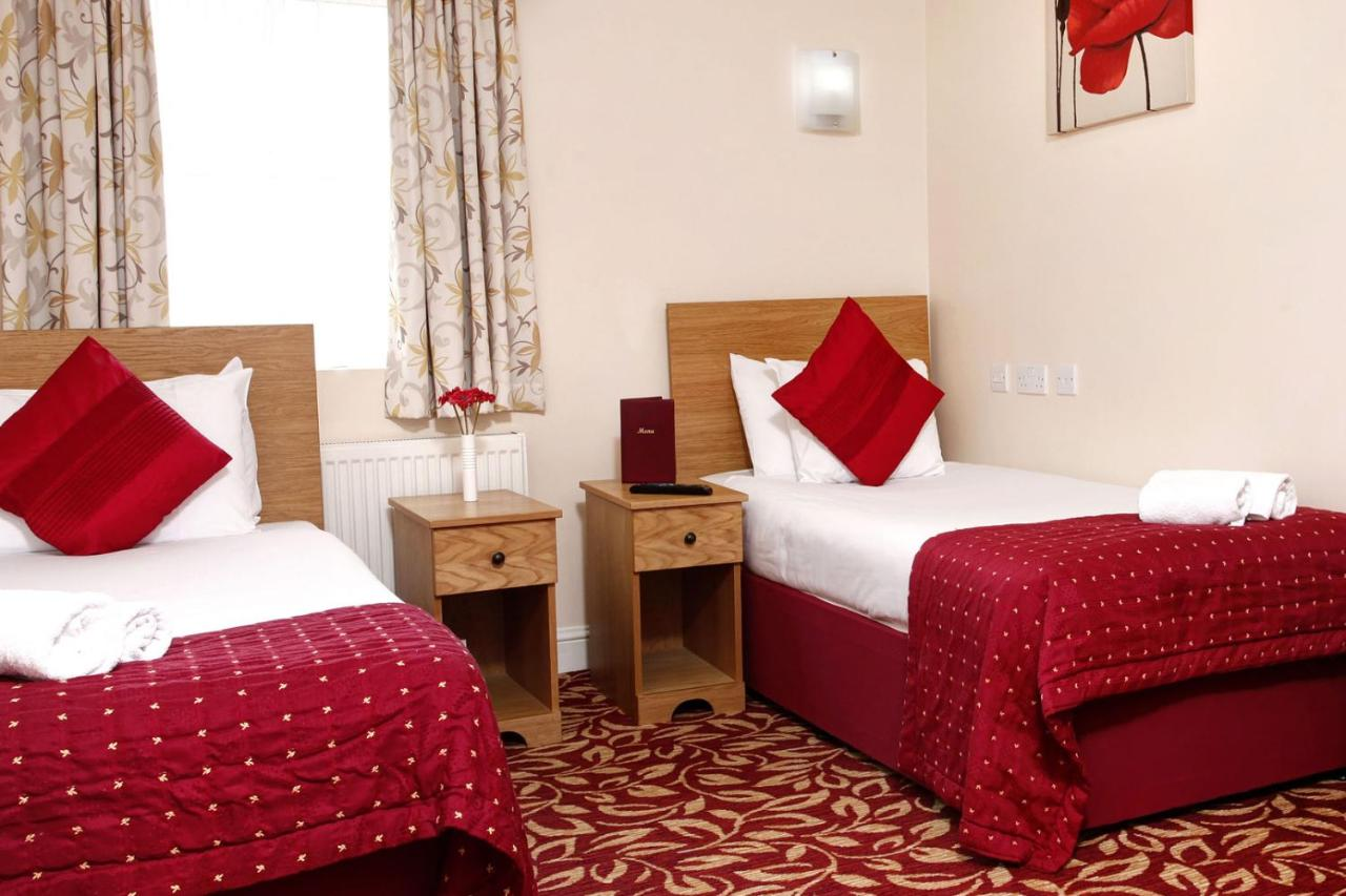 BEST WESTERN LONDON ILFORD HOTEL - Laterooms