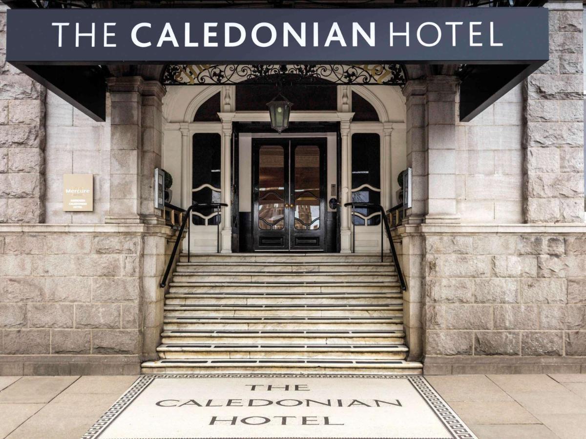 Mercure Aberdeen Caledonian Hotel - Laterooms
