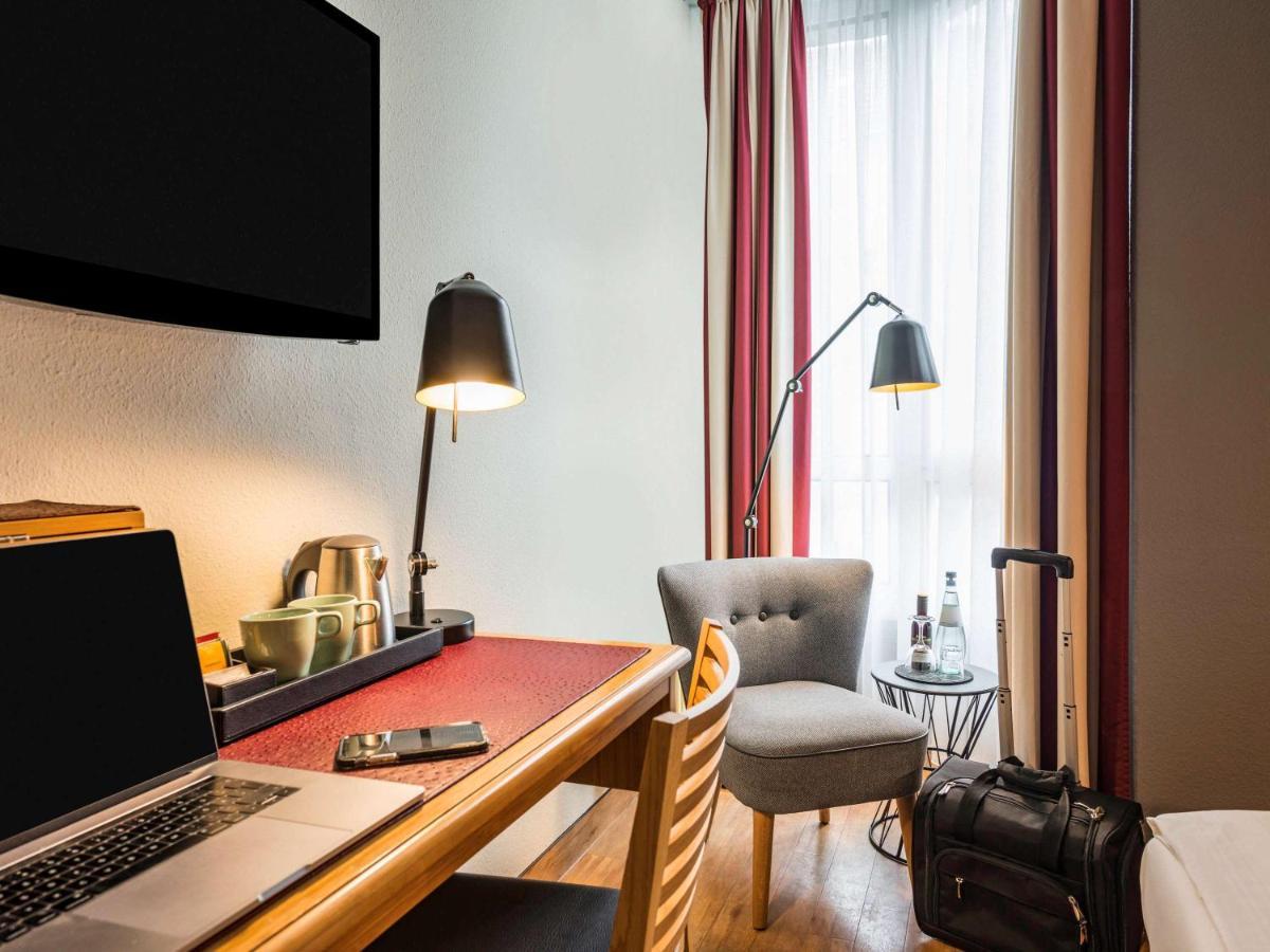 Mercure Hotel Berlin Zentrum - Laterooms
