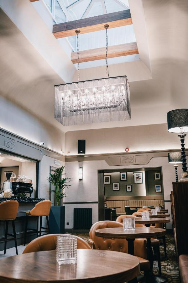 Station Hotel - Laterooms
