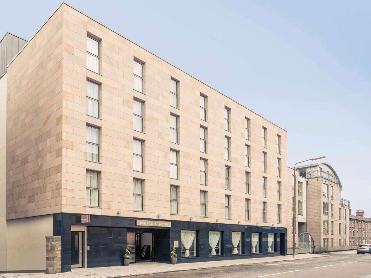 Mercure Edinburgh Haymarket - Laterooms
