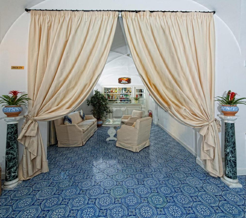 Villa San Felice Capri - Laterooms