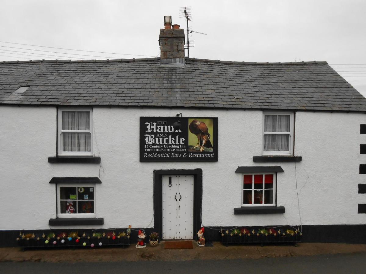 The Hawk & Buckle Inn - Laterooms