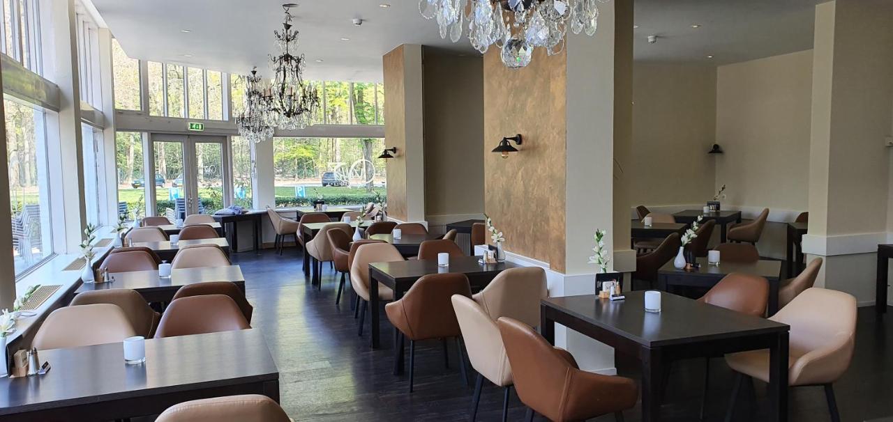 Fletcher Hotel-Restaurant Erica - Laterooms