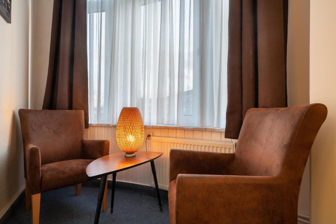H4 Hotel Lübeck City Centre - Laterooms