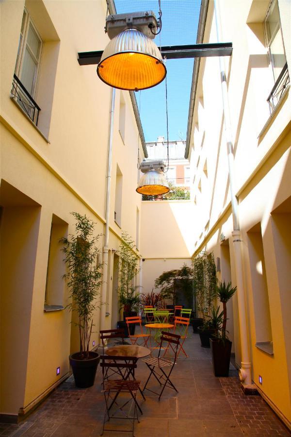The Loft Boutique Hostel & Hotel - Laterooms