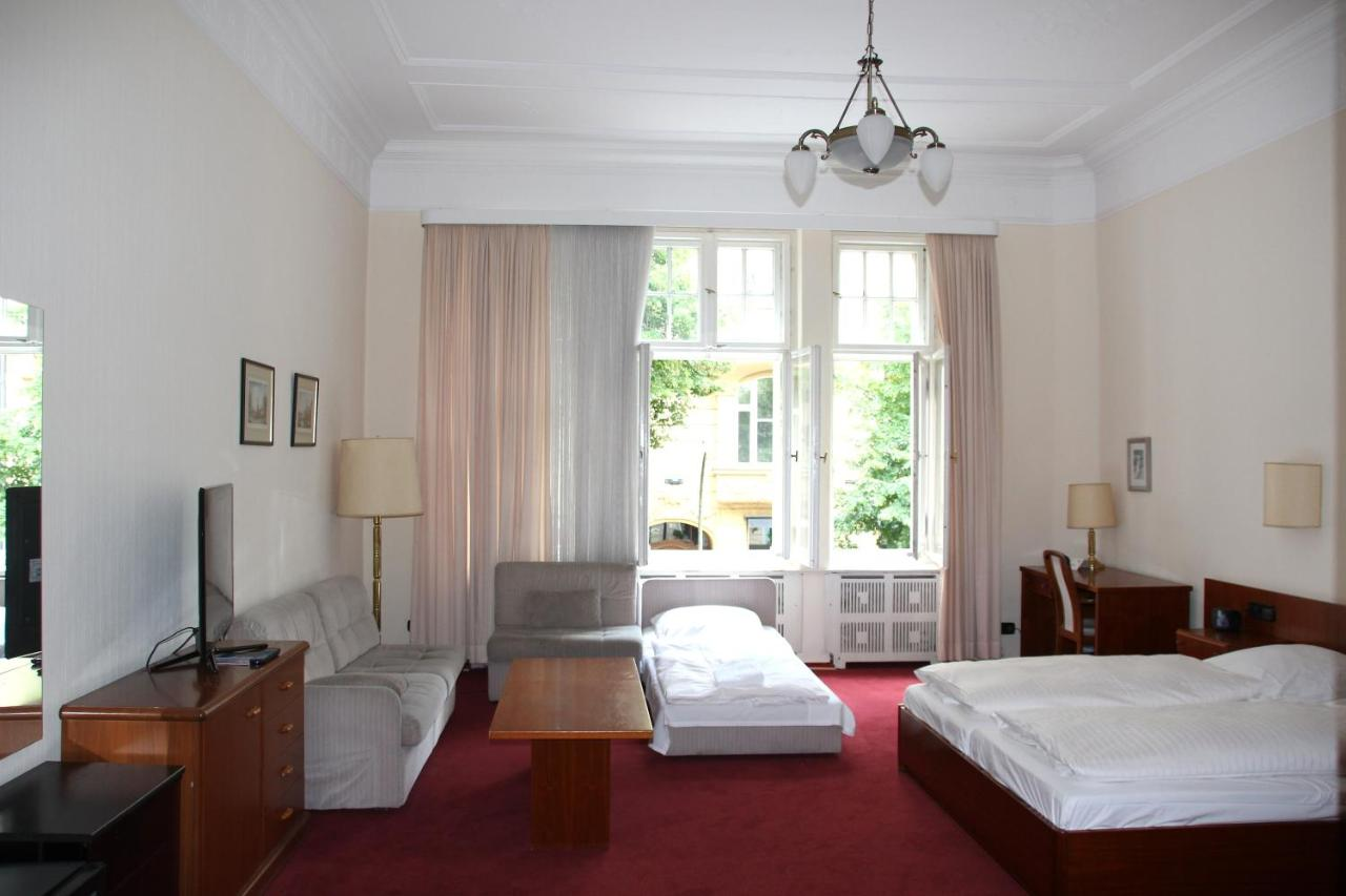 Hotel Pension Kurfürst - Laterooms