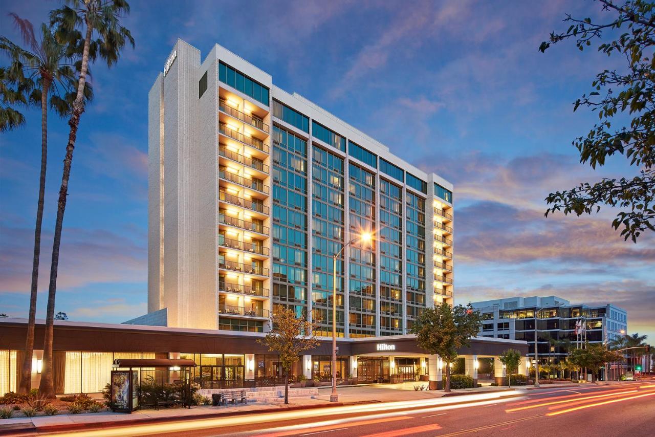 Hilton Pasadena - Laterooms