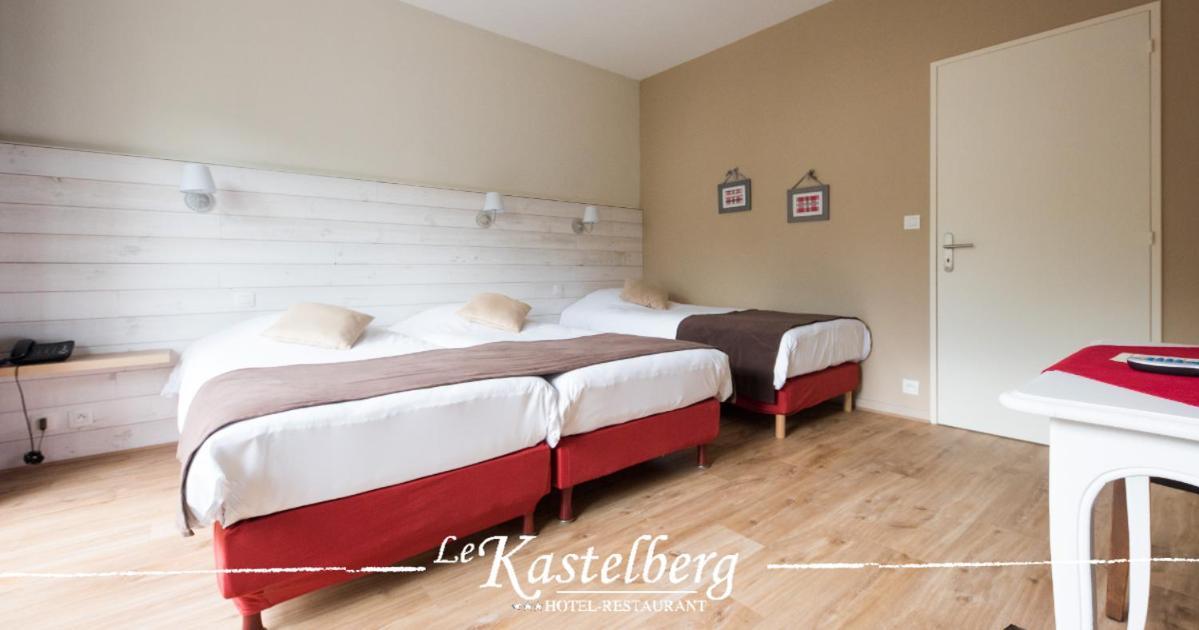 Hôtel Restaurant Kastelberg - Laterooms