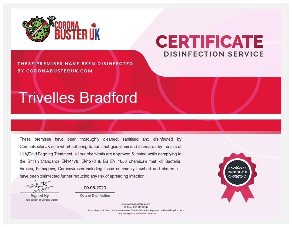 Trivelles Bradford - Laterooms