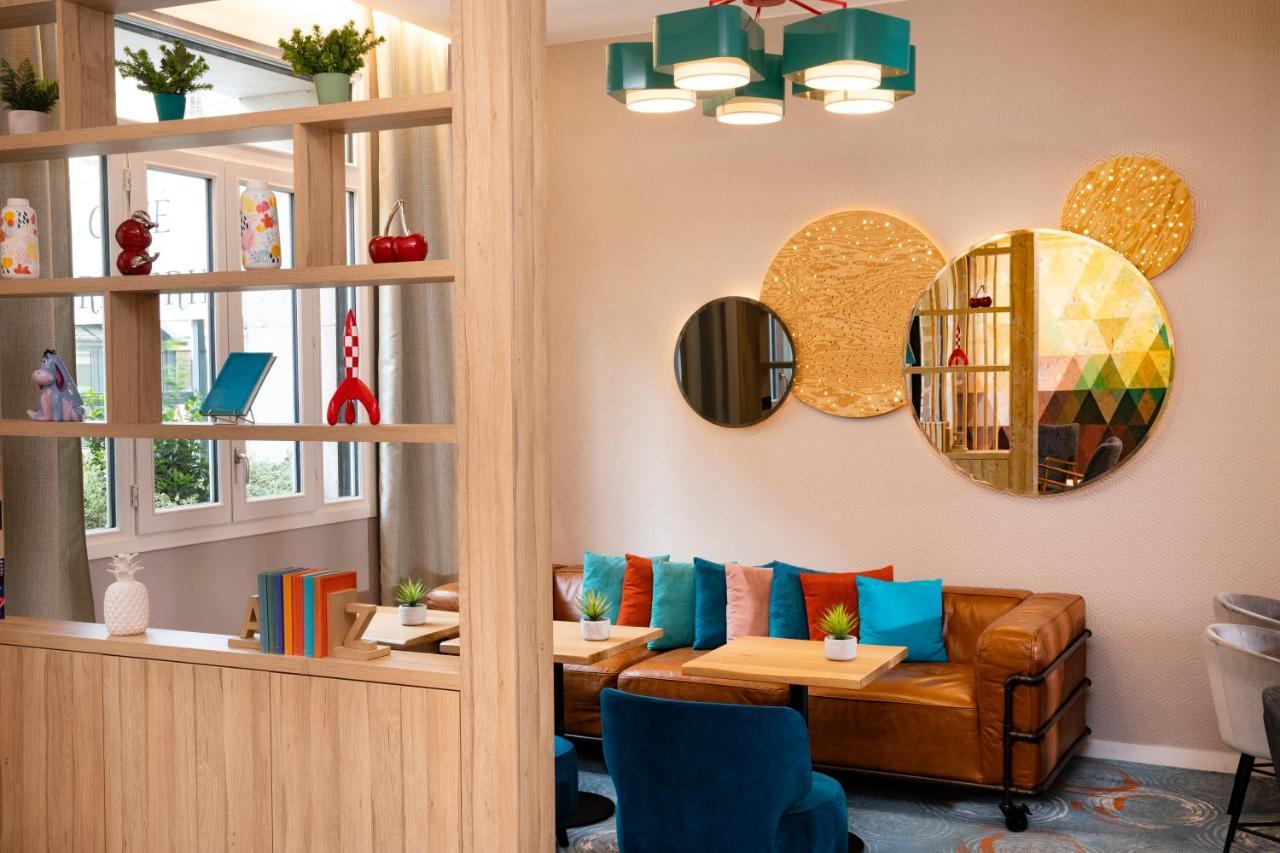 Azur Hôtel - Laterooms