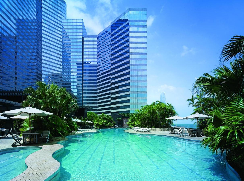 Grand Hyatt Hong Kong - Laterooms