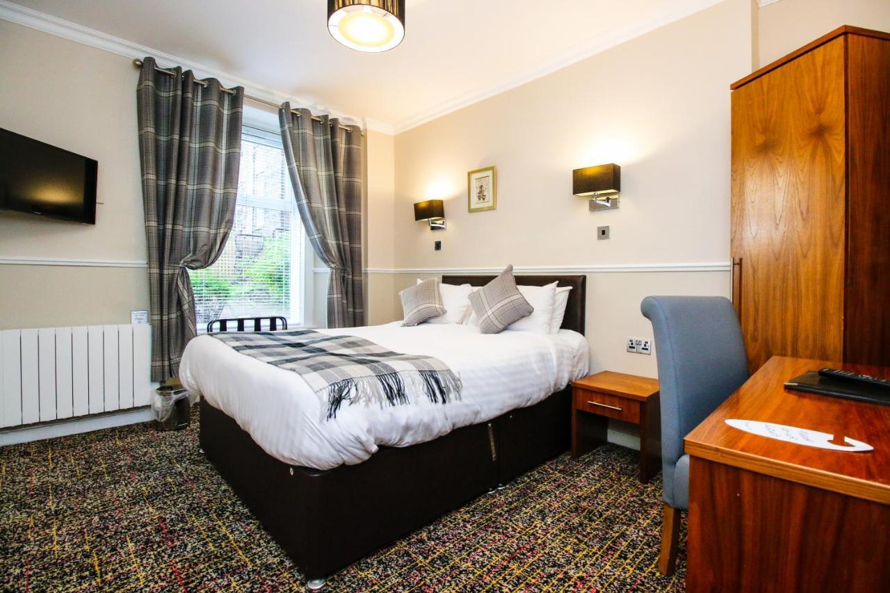Kelvingrove Hotel - Laterooms