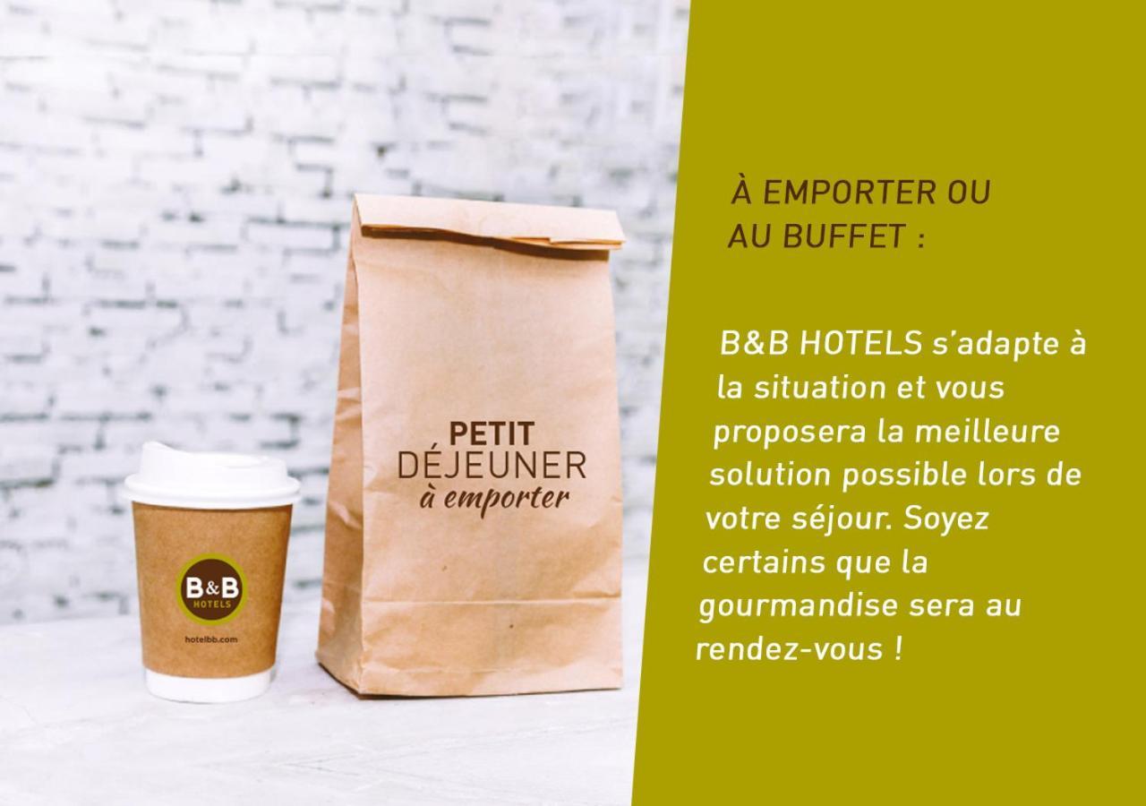 B&B; Hôtel PONTAULT COMBAULT - Laterooms
