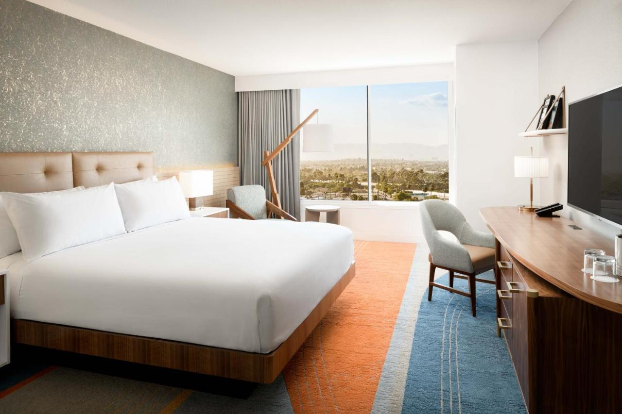 DoubleTree by Hilton Hotel Los Angeles - Westside - Laterooms