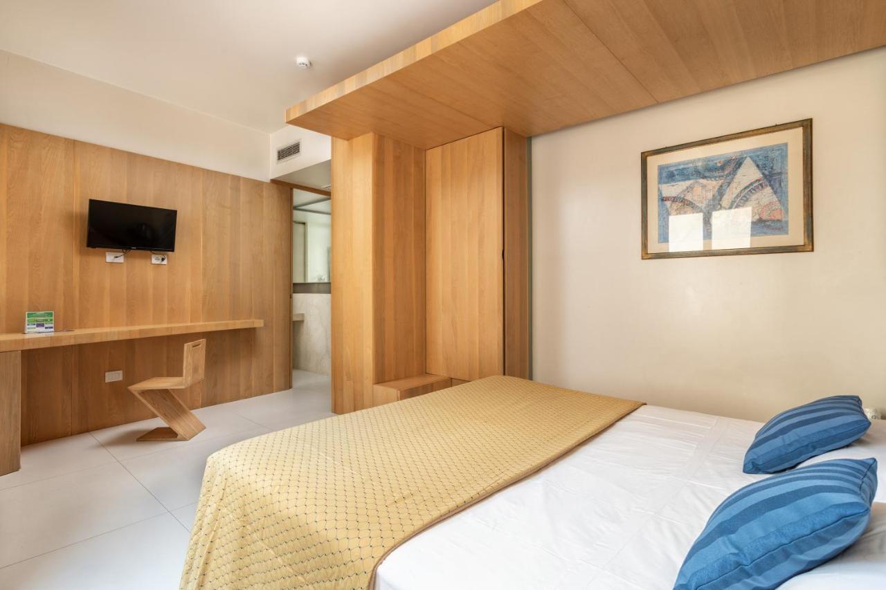 Hotel Minerva - Laterooms
