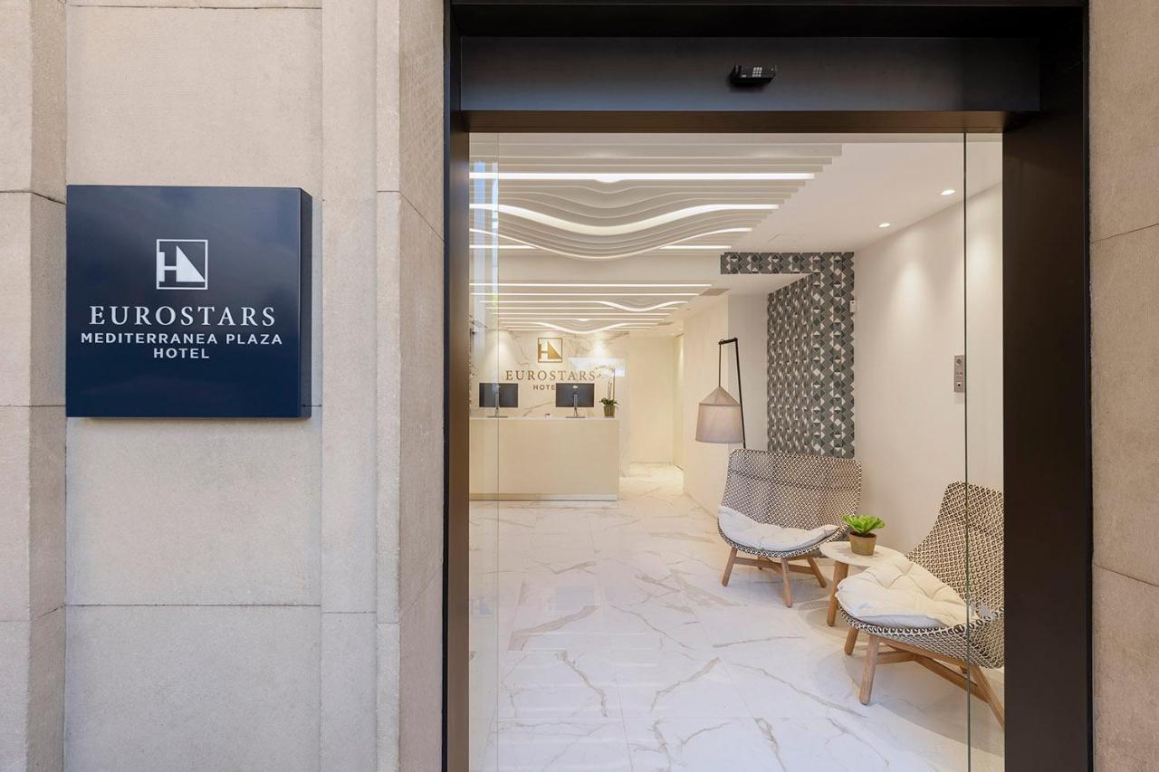 Eurostars Mediterranea Plaza - Laterooms
