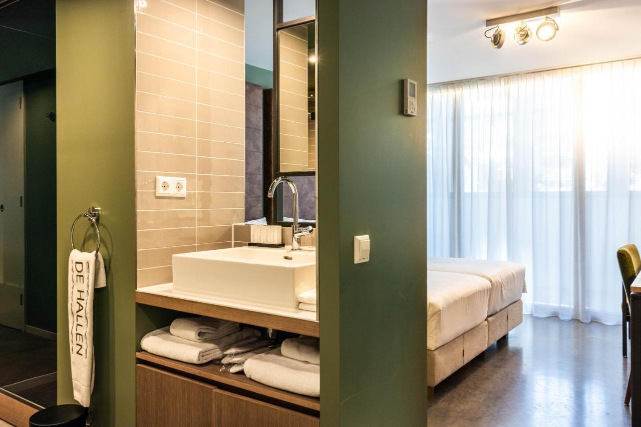 Hotel De Hallen - Laterooms