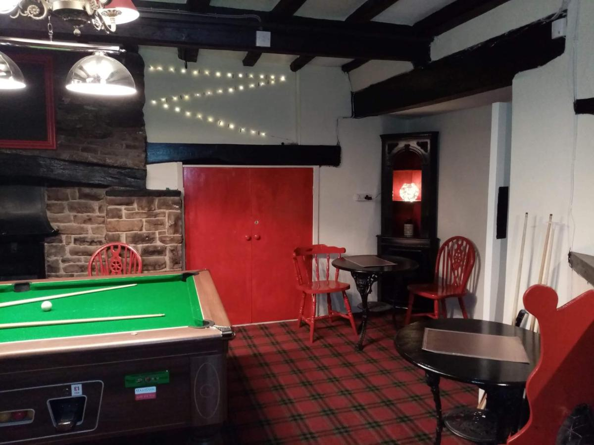 The Black Bull - Laterooms