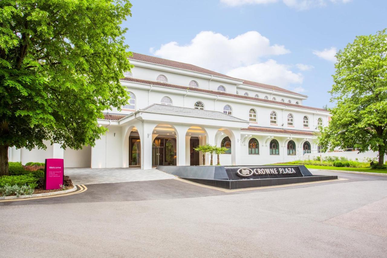 Crowne Plaza GERRARDS CROSS - Laterooms