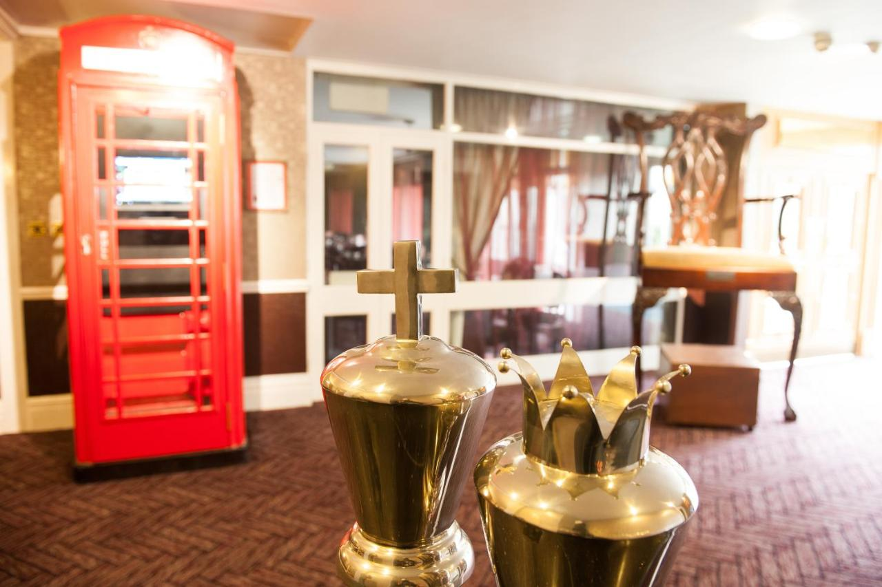 Hallmark Hotel Chester, The Queen - Laterooms