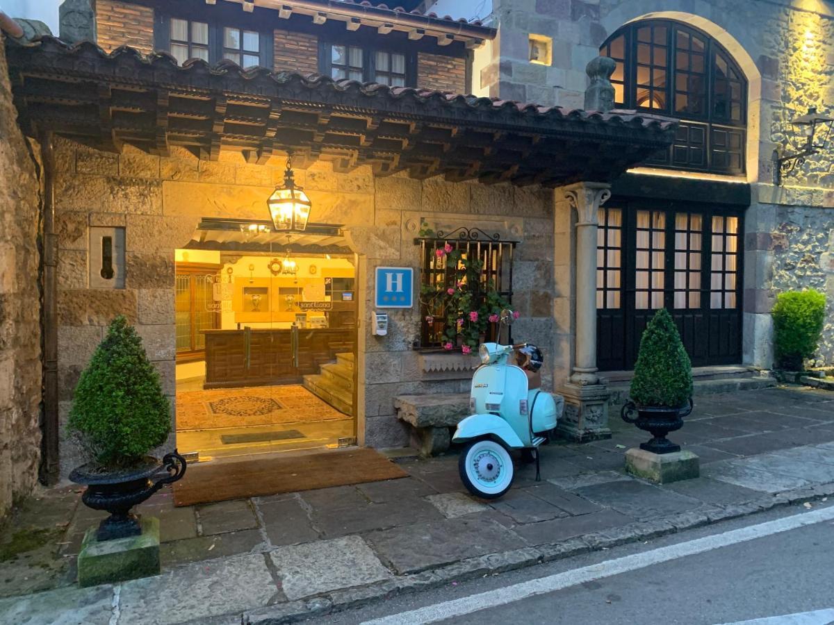 Hotel Santillana - Laterooms