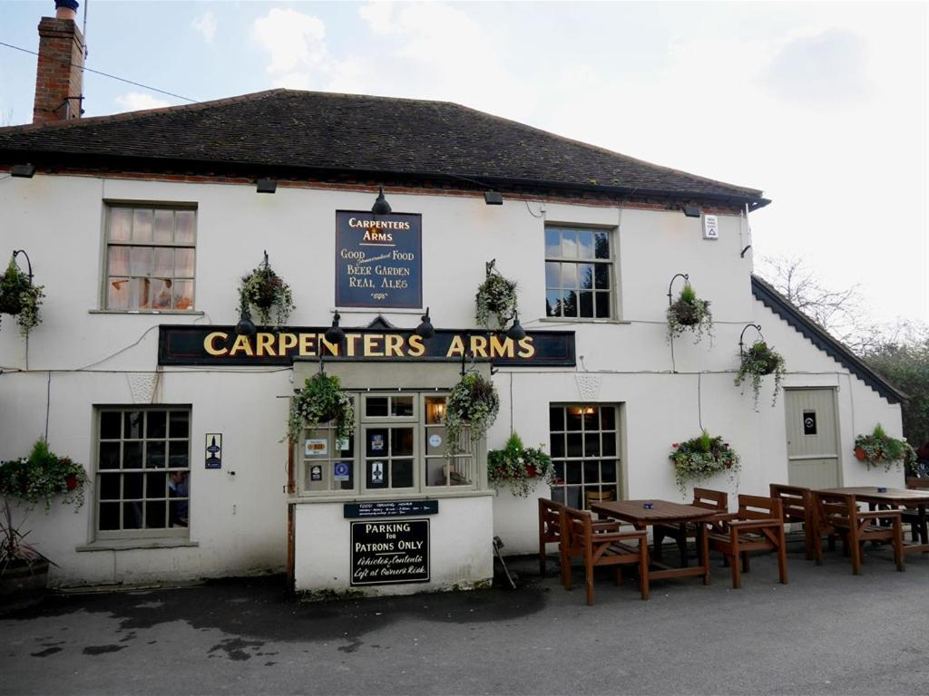 The Carpenters Arms - Laterooms