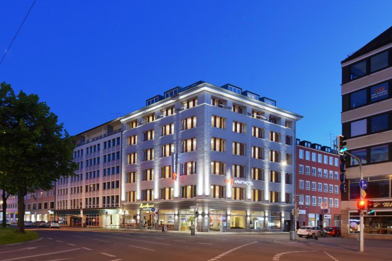 City Aparthotel München - Laterooms