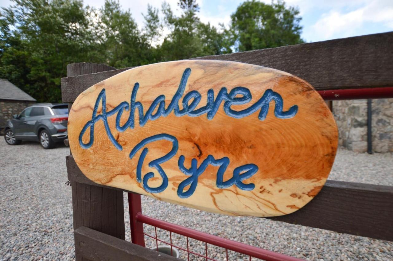 Achaleven Byre - Laterooms