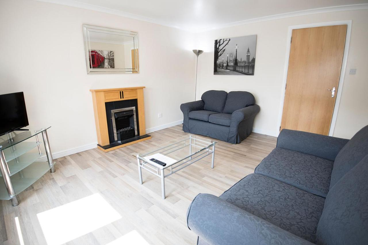 Lochend Serviced Apartments - Laterooms