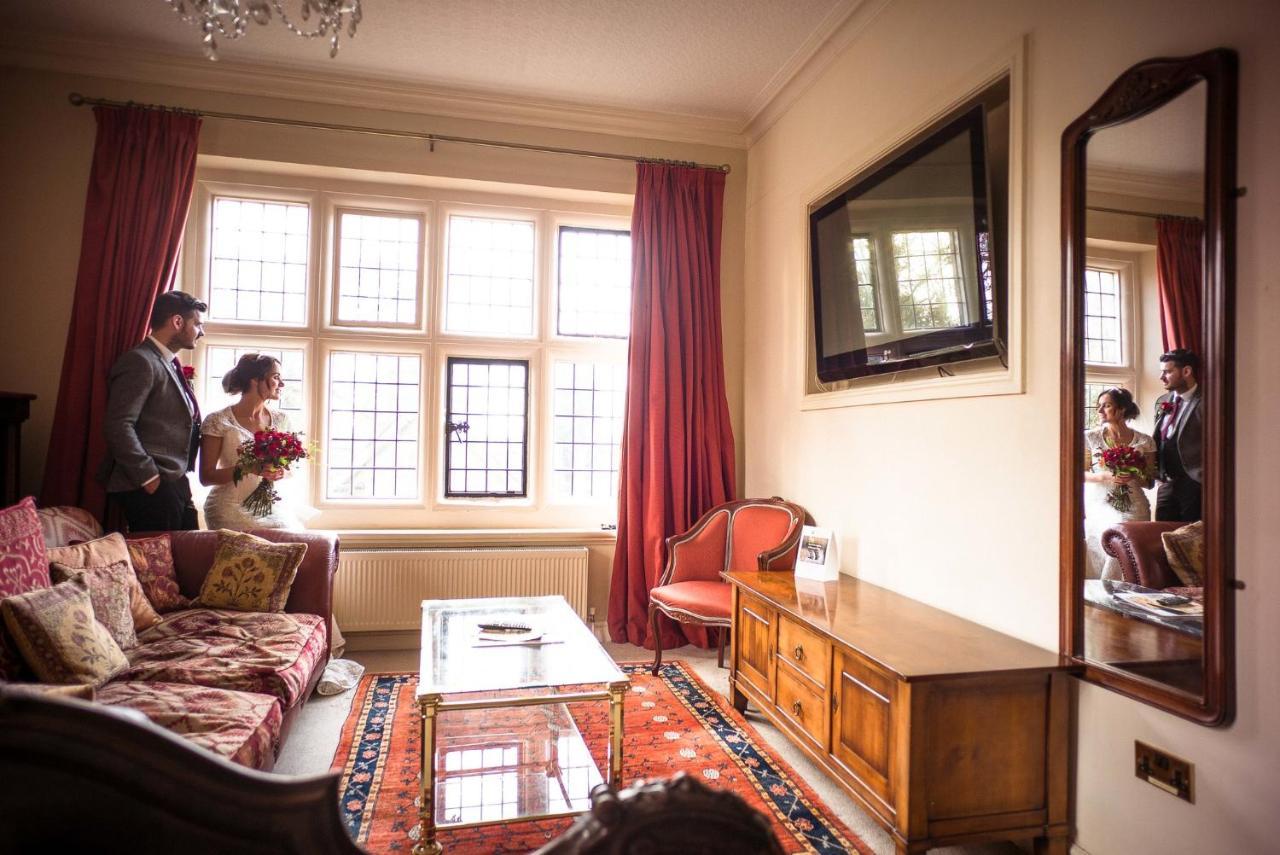 Best Western Weston Hall Hotel - Laterooms