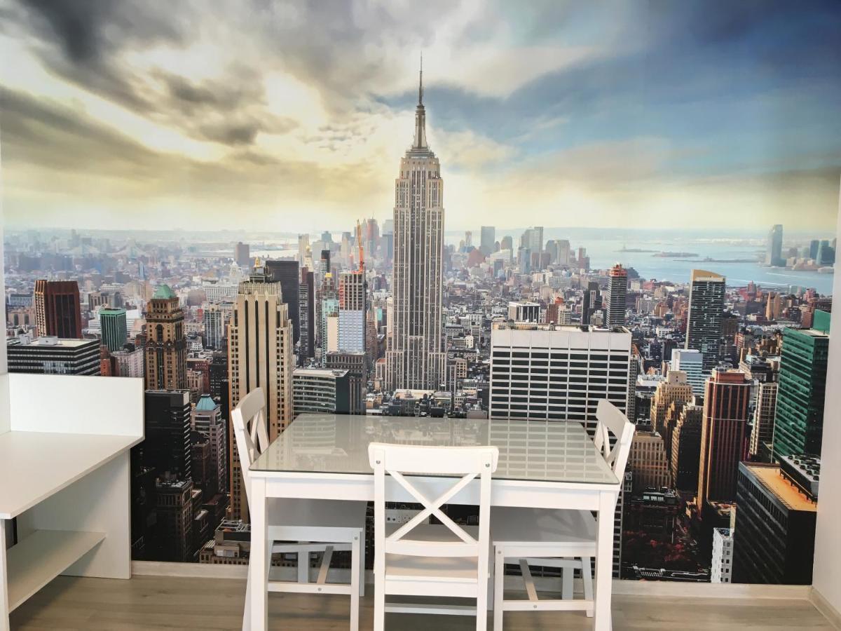 Hartă acoperire 3G / 4G / 5G în New York City, United States