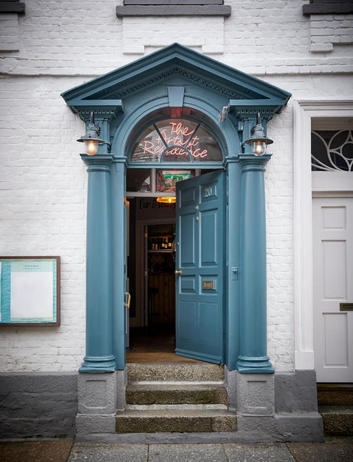 Artist Residence Hotel & Gallery, Penzance - Laterooms