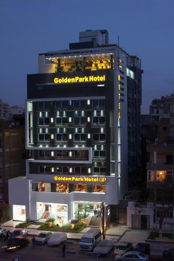Golden Park Hotel Cairo Heliopolis - Laterooms