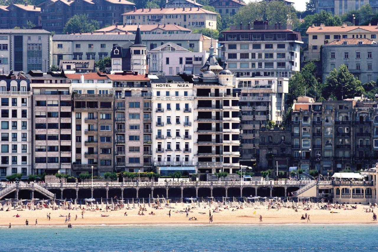 Hotel Niza - Laterooms
