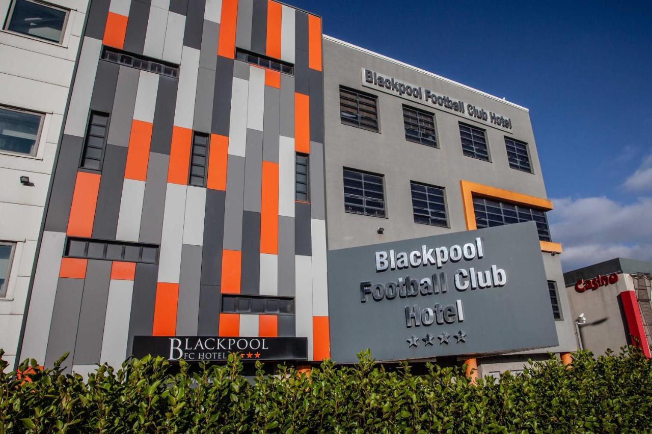 Blackpool FC Hotel - Laterooms