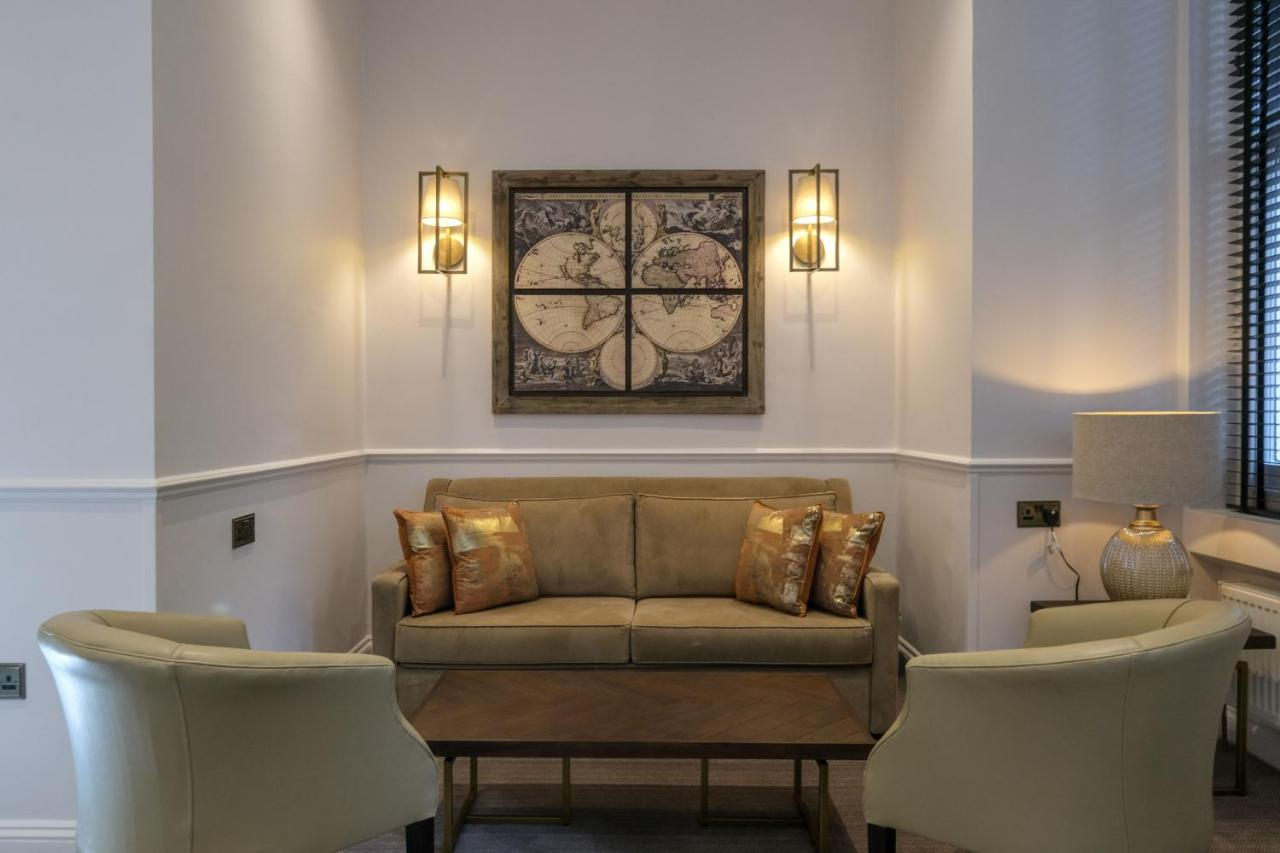 Collingham Serviced Apartments - Laterooms