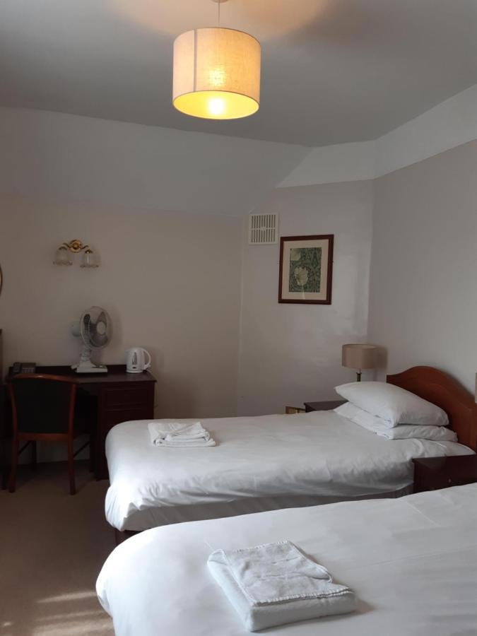Crescent Hotel - Laterooms