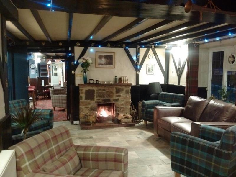 The Blackbird Inn - Laterooms