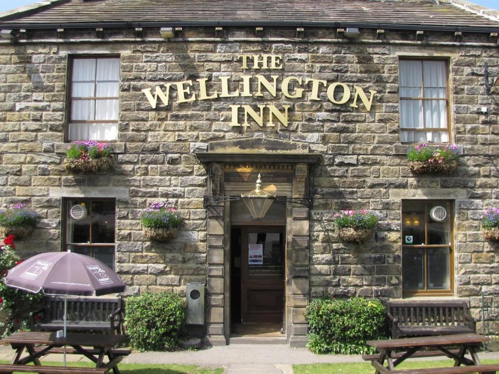 Wellington Inn - Laterooms