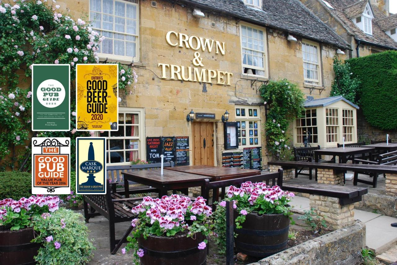 The Crown and Trumpet Inn - Laterooms