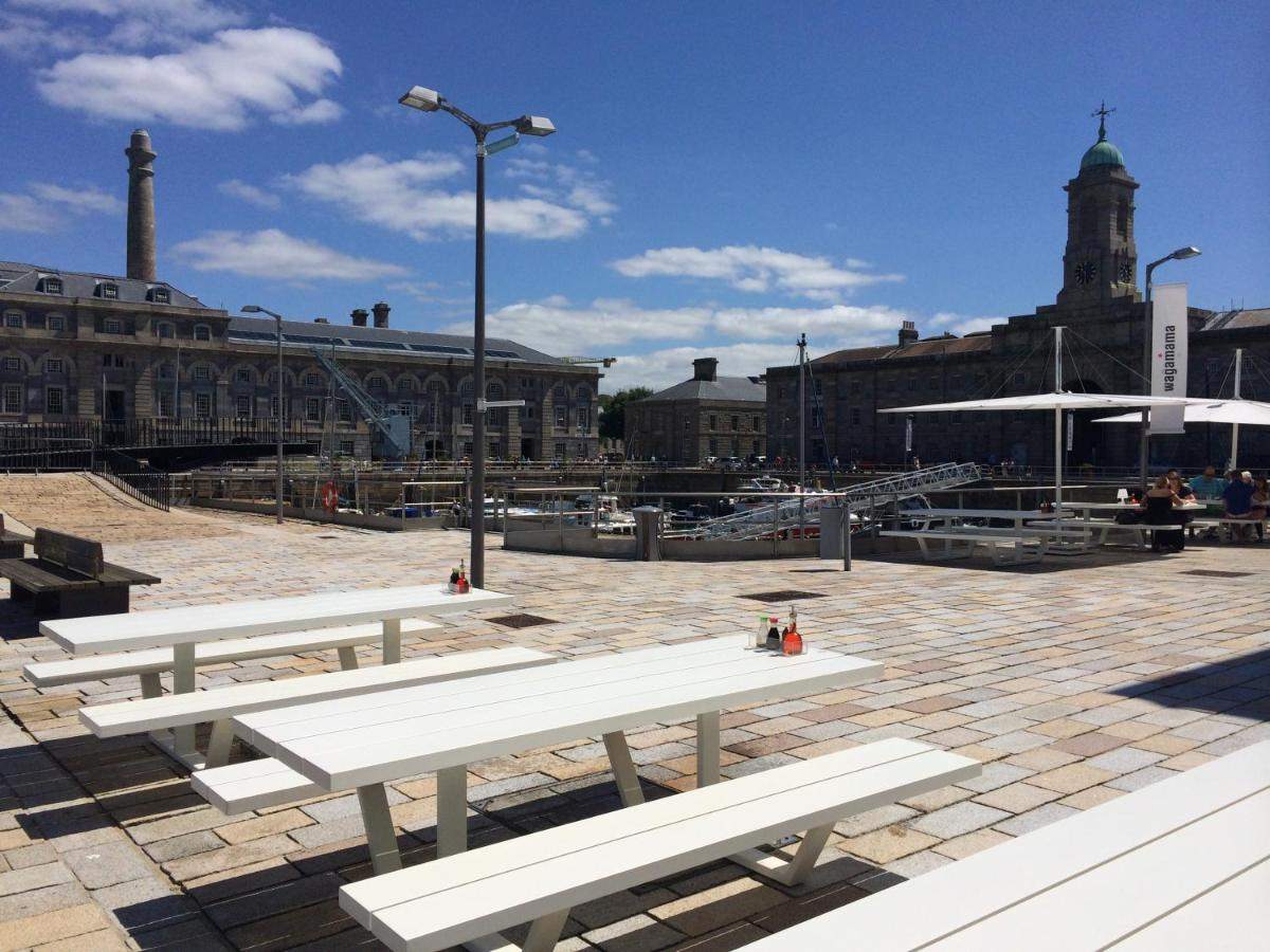 Staying Cool at Royal William Yard - Laterooms